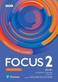 Focus 2 Student`s Book. Podręcznik dla liceów i techników