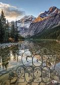 Opracowanie zbiorowe - Kalendarz Góry 2020