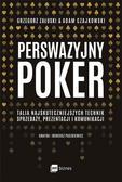 Adam Czajkowski, Grzegorz Załuski - Perswazyjny poker