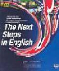 The next steps in english CD. Intensywny kurs języka angielskiego dla zaawansowanych i średnio zaawansowanych