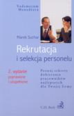 Suchar Marek - Rekrutacja i selekcja personelu