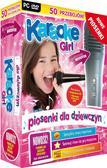 Karaoke Girl z mikrofonem (PC-DVD). nowa edycja