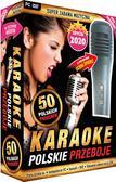 Karaoke Polskie przeboje edycja 2020 z mikrofonem (PC-DVD)