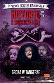 Farell Janet - Historie z dreszczykiem Przygody Jessiki Bannister Tom 18 Groza w Tangerze
