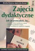 Kostera Monika - Zajęcia dydaktyczne