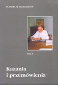 Maria Bocheński Józef Innocenty - Kazania i przemówienia