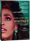 praca zbiorowa - Whitney DVD + książka