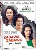 praca zbiorowa - Zabawa, zabawa DVD + książka
