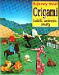 Ayture-Scheele Zulal - Origami bajkowy świat