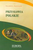 Przysłowia polskie Skarbiec przysłów