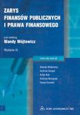Wójtowicz - Zarys finansów publicznych i prawa finansowego
