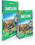 praca zbiorowa - Explore! guide light Barcelona 2w1 w.2019