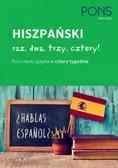 praca zbiorowa - Hiszpański - Raz, dwa, trzy, cztery