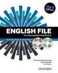 Christina Latham-Koenig, Clive Oxenden, Paul Seli - English File 3E Pre-Intermediate SB Multipack A