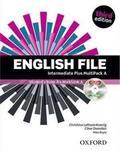 Clive Oxenden, Christina Latham-Koenig, Mike Boyle - English File 3E Intermediate Plus SB MultiPack A