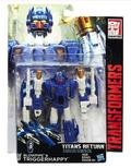 Transformers Generations Titans Return - Blowpipe