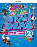 Cheryl Palin, Mary Charrington, Charlotte Covill - Bright Ideas 2 CD + app PK OXFORD
