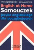 English at home Samoucz.dla pocz.i śred.+KA