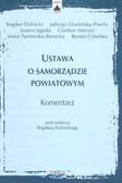 Dolnicki Bogdan (red.) - Ustawa o samorządzie powiatowym Komentarz