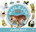 Miłoszewski Leszek - Naklejam. Zwierzęta 285 naklejek