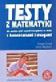 Gronek Tomasz, Magdziarz Janusz - Testy z matematyki