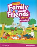 Simmons Naomi - Family and Friends Starter Class Book