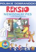 Barska Ewa, Głogowski Marek - Reksio Niewidzialny pies i inne opowiadania