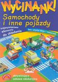 Potocka Małgorzata, Dobosz Zbigniew - Wycinanki Samochody i inne pojazdy