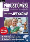 Porusz umysł Plus ćwiczenia językowe. Program ogólnorozwojowy dla dzieci