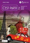 praca zbiorowa - C`est parti! 2 podręcznik wieloletni + CD DRACO