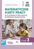 Kazimierz Słupek - Matematyczne karty pracy cz. 3