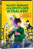 praca zbiorowa - Młody geniusz i kłopotliwe wynalazki DVD