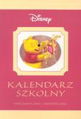 Disney - Kubuś Puchatek Kalendarz szkolny 2005/2006