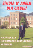 Kuca   Kuca Mikołaj (red.) - Studia w Anglii Dla Ciebie!