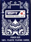 European Poker Tour niebieskie