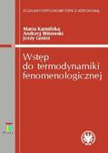 Kamińska Maria, Witowski Andrzej, Ginter Jerzy - Wstęp do termodynamiki fenomenologicznej