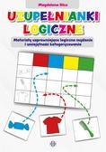 Magdalena Hinz - Uzupełnianki logiczne. Materiały usprawniające...