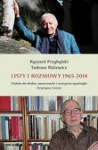 Przybylski Ryszard, Różewicz Tadeusz - Przybylski Różewicz. Listy i rozmowy 1965-2014