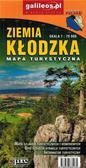praca zbiorowa - Mapa turystyczna - Ziemia Kłodzka 1:70 000