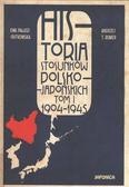 Historia stosunków polsko-japońskich, Tom 1 1904-1945