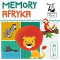 Opracowanie zbiorowe - Kapitan Nauka. Memory. Afryka