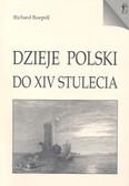 Roepell Richard - Dzieje Polski do XIV stulecia
