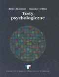 Anastasi Anne, Susana Urbina - Testy psychologiczne