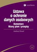 Drozd Andrzej - Ustawa o ochronie danych osobowych
