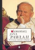 Jan Paweł II - Elementarz Jana Pawła II