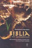 Baccalario Pierdomenico - Biblia w 365 opowiadaniach