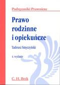 Smyczyński Tadeusz - Prawo rodzinne i opiekuńcze