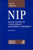 Mucha M. - NIP Zasady ewidencji i identyfikacji podatnik.