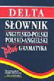 Mizera Elżbieta - Słownik angielsko-polski polsko-angielski Plus gramatyka