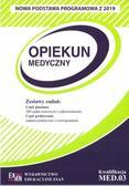 praca zbiorowa - Opiekun medyczny. Kwalifikacja MED.03 NPP